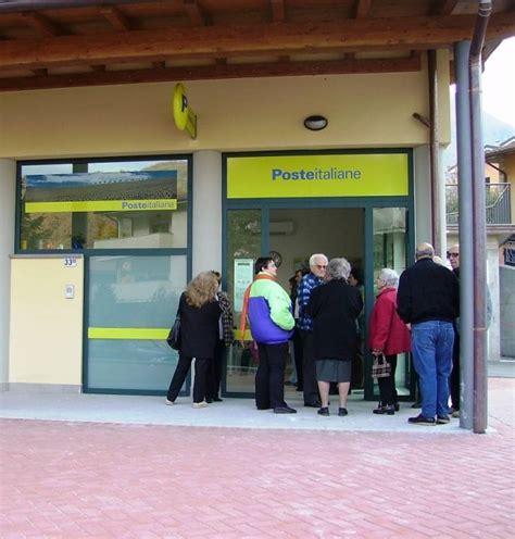 uffici postali torino aperti fino alle 19 ferrara da oggi disponibili le pensioni agli sportelli