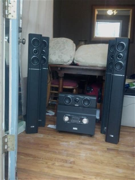 epic 300 sound cinema surround series high definition 5 1