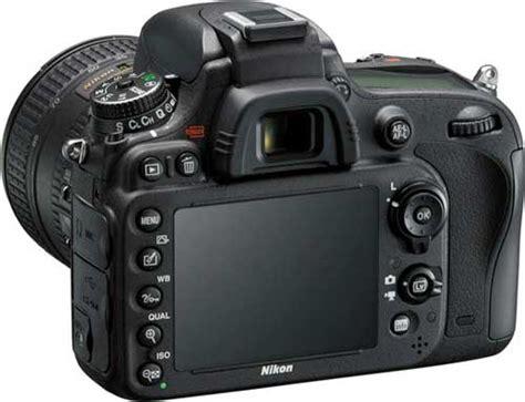 Kamera Dslr Nikon D7000 Murah nikon luncurkan d600 kamera dslr frame paket