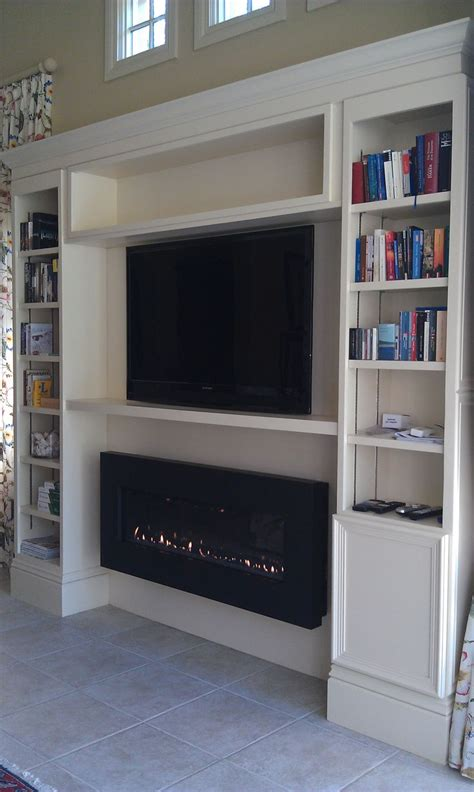built in entertainment center with fireplace built in bookshelf with entertainment center and fireplace home sweet home