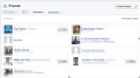 fb followers how can i view my followers on facebook web