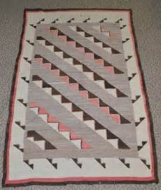american navajo large woven rug circa 1910 ebay