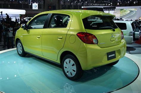 Toyota Mirage Mitsubishi Takes The Wraps The Mirage Global Car