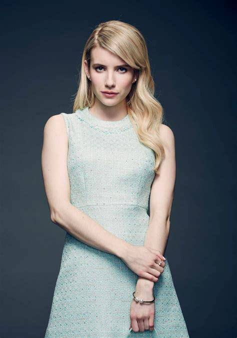 emma roberts says goodbye to scream queens with a
