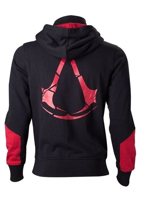 Assassin Creed Sweater Hoodie Jg Asc 06 gamer heaven assassin s creed 174 rogue official zip up hoodie 60 43 http www gamer