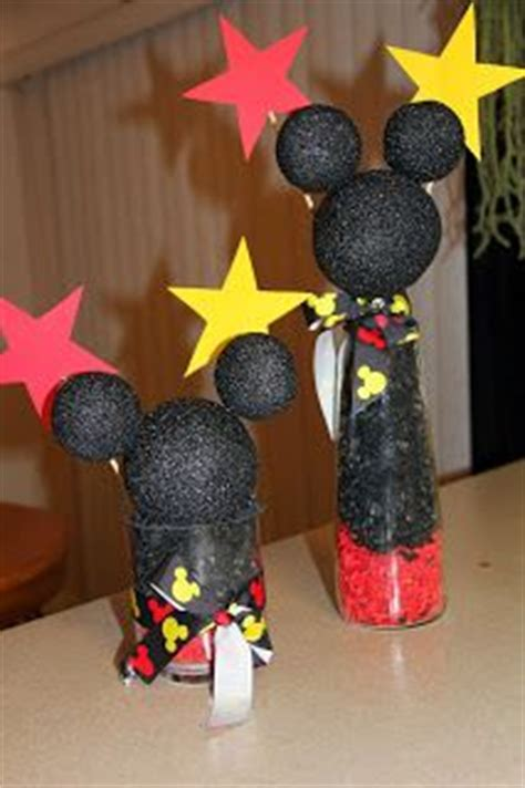 Mickey Mouse Handmade Decorations - 17 best images about s circus birthday ideas on