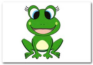 Large Childrens Wall Stickers happy frog ready to leap white childrens framed art giclee