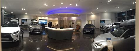 lexus dealership interior motorline opens updated lexus showroom in tunbridge