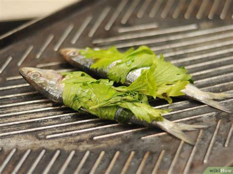 come cucinare le sardine come cuocere le sardine 18 passaggi illustrato