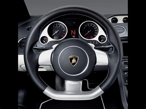 2007 lamborghini gallardo nera steering wheel 1024x768
