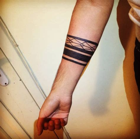 pattern armband tattoo 40 stylish armband tattoos for men women tattooblend