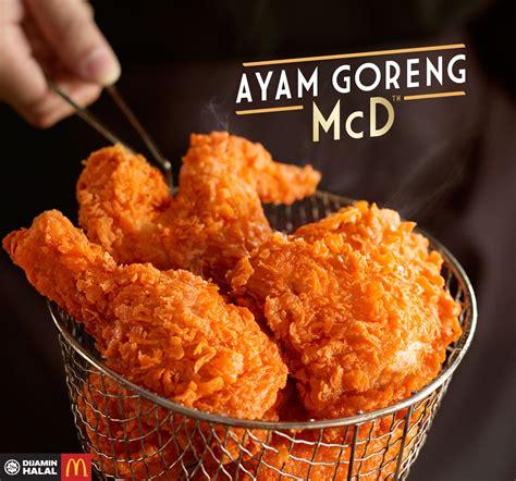 ayam goreng mcd malaysia