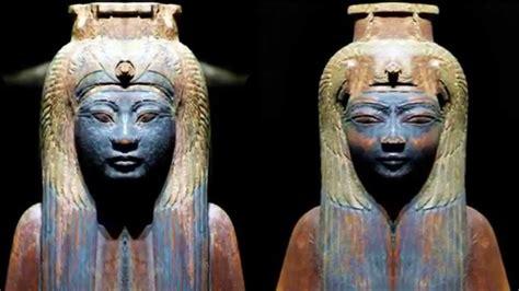 imagenes de sacerdotisas egipcias anomalias en esculturas egipcias ojos de su pasado