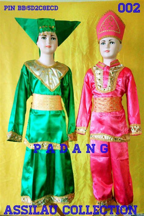 Special Produk Baju Adat Padang Anak Anak jual pakaian adat padang anak anak farhanjaya
