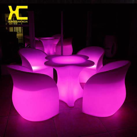 Led Furniture Set » Ball,Cube,Chair,Table,Sofa