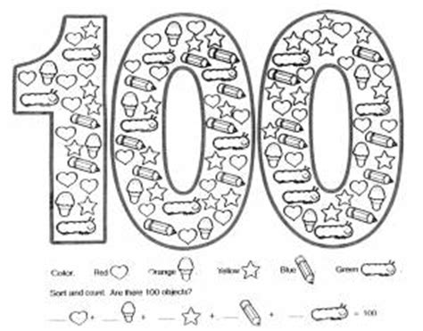 Find 100 Free 100th Day Of School Education Resources Via Lovetoteach Org Free Printable Pdf S