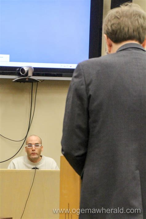 Ogemaw County Court Records Sourander Appeals Decision In Murder Ogemaw County Herald