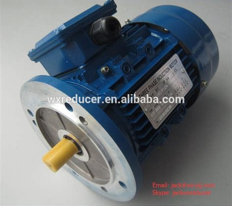 1 Fase 3 Fase Motor Motoren 220 V 380 V Ac Motor Product