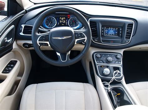 Chrysler 200 Interior Camera 2015 Chrysler 200 Limited Why This Ride