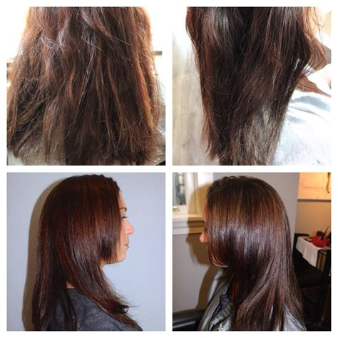 chocolate plum hair color color correction highlights amp chocolate plum toner