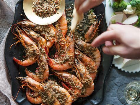 Bagna Cauda Originale by Barbecue Shrimp Bagna Cauda With Crudit 233 S Recipe David