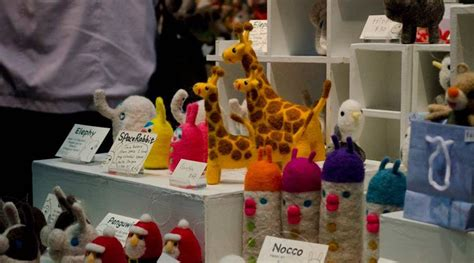 Handmade Crafts For Sale - 20 things to do in vancouver this weekend december 9 and