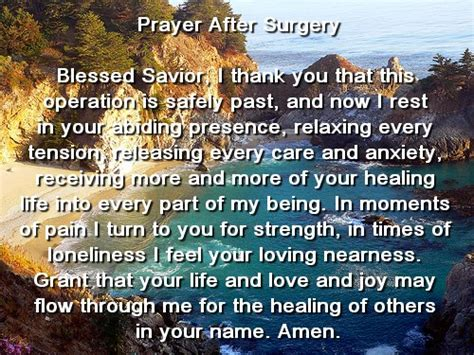 prayer before prayers for surgery quotes quotesgram