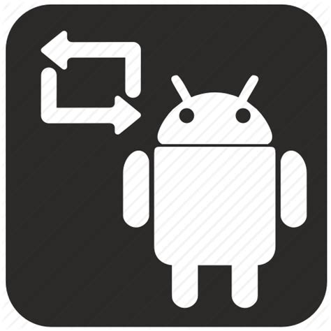 change icon android android change phone smartphone icon icon search engine
