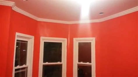 semi gloss paint for bathroom behr tomato color semi gloss paint youtube