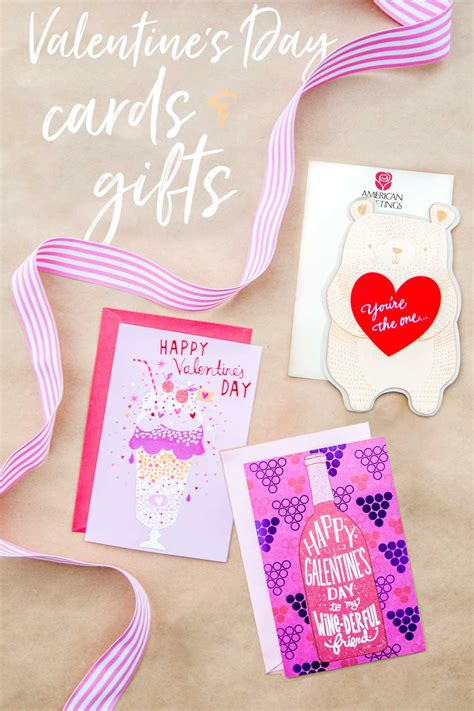 Valentines Gift Cards - perfect valentine s day card gift pairings thou swell