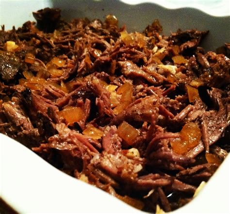 little kitchie slow cooker balsamic roast beef