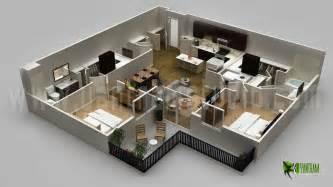 Reddit 3dfloorplans Modern 3d Floor Plan Design Arch Student Com