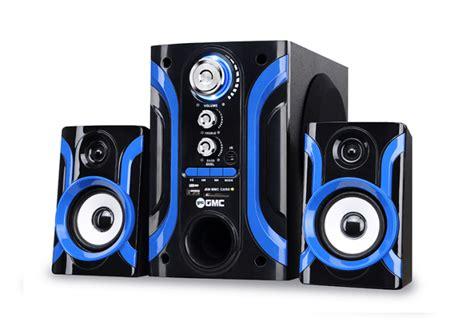 Speaker Gmc Bluetooth 888d3 Bt gmc elektronik speaker 888l bt