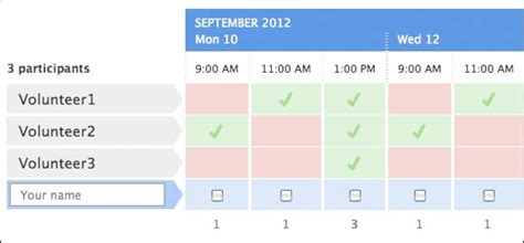 how to create a poll on doodle doodle easy scheduling