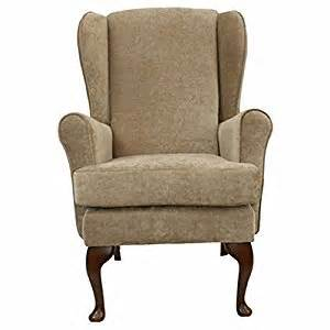 high chair for elderly brown comfortable living room chairs studio design