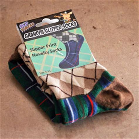 novelty grandad slippers slipper silly socks novelty gift for him review