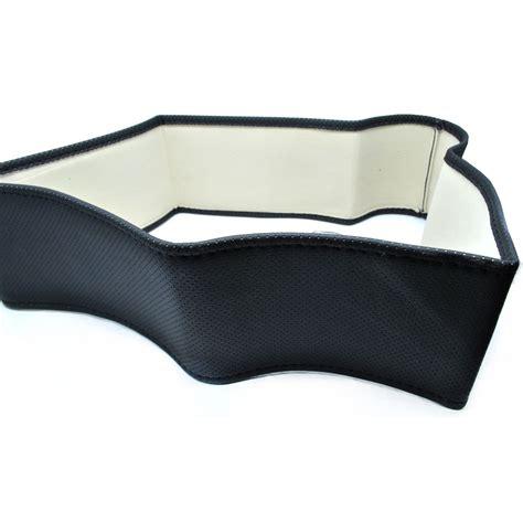 Cover Setir Mobil Kulit Diy Dengan Alat Jahit Diskon 1 cover setir mobil kulit diy dengan alat jahit black