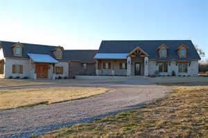 texas ranch homes texas ranch style custom home 183 steed custom homes