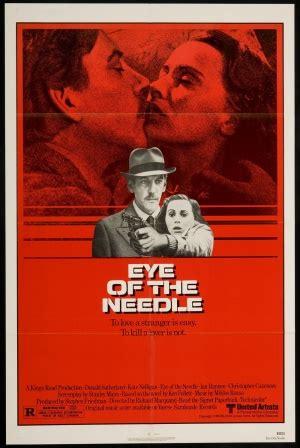 Eye Of The Needle Novel Fiksi eye of the needle firearms database