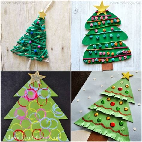 christmas arts and crafts ideas creative tree arts and crafts ideas for i crafty things