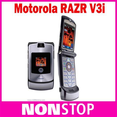 Motorola Razr V3i Brand New Refurbished unlocked original motorola v3i refurbished cell phones 2 2