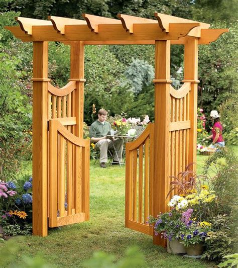 trellis fence design plans woodworking projects plans