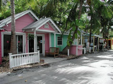 key west cottages photograph by n taylor