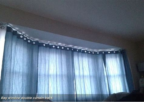 Hanging Curtains On Poles Designs Curtain Pole For Bay Windows Curtain Menzilperde Net