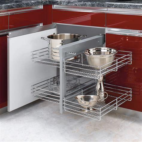 blind corner kitchen cabinet rev a shelf kitchen blind corner cabinet optimizer