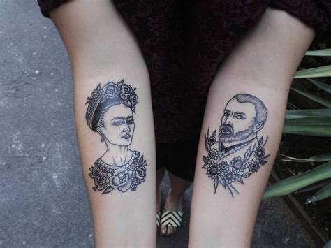 van gogh tattoo frida kahlo vincent gogh see this instagram