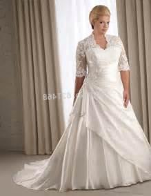 wedding dresses for bigger girls fashion 2017