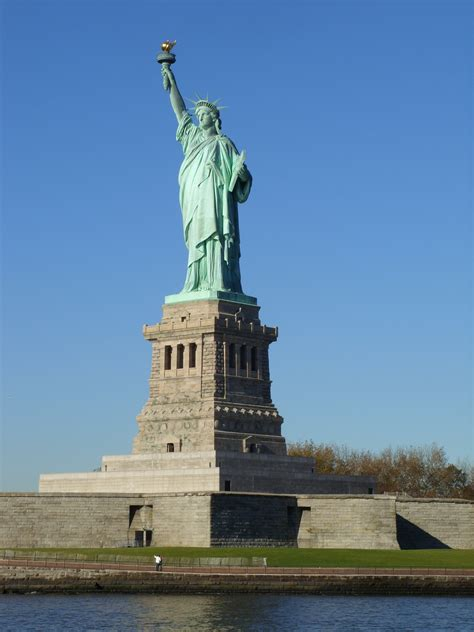 What Is The Pedestal Of The Statue Of Liberty statue of liberty pedestal nyc
