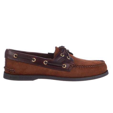sperry mens sneakers sperry top sider authentic original 2 eye boat shoe mens