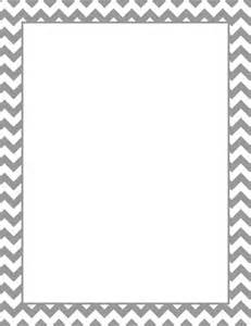 chevron border template chevron borders on creative teaching press